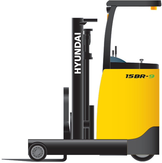Battery Reach Truck 15BR-9