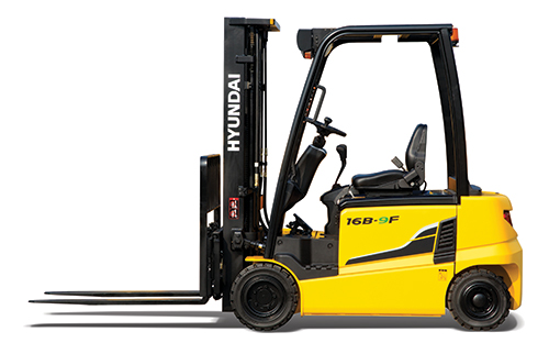 Battery Forklift 16B-9F