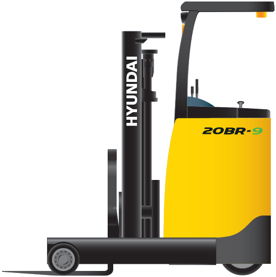Battery Reach Truck 20BR-9