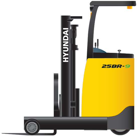 Battery Reach Truck 25BR-9