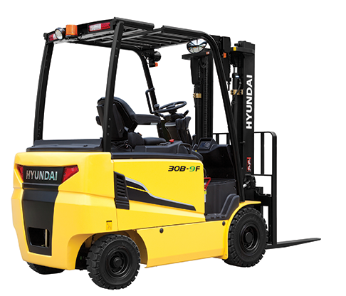 Battery Forklift 30B-9F
