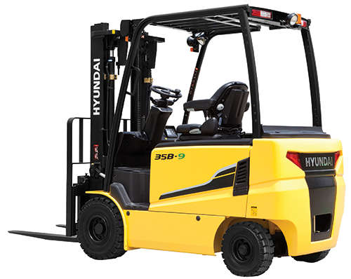 Battery Forklift 35B-9