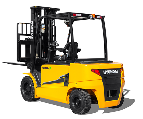 Battery Forklift 50B-9