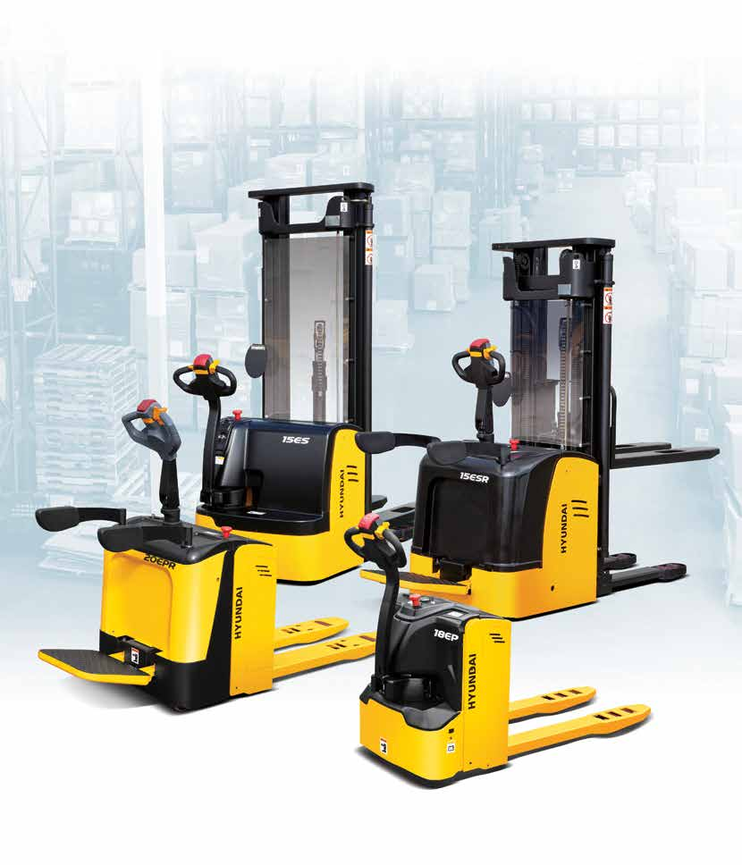 HYUNDAI WAREHOUSE EQUIPMENT